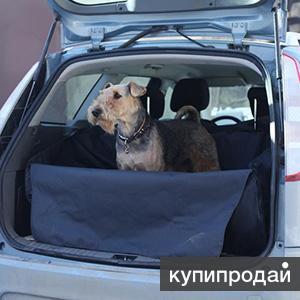 Защитные чехлы для перевоза собак в автомобиле