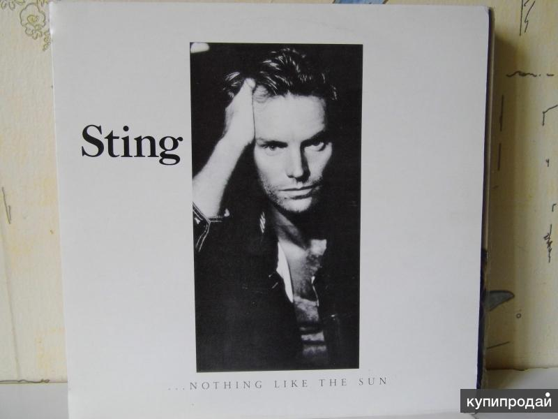 Sting /...Nothing Like The Sun / 1987 / Стинг / РТБ