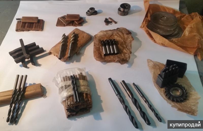 Металлообрабатывающий инструмент