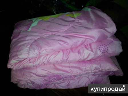 Продам матрац односпальный, подушку, одеяло (для рабочих, эконом вариант)