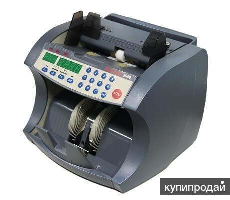 Счетчик банкнот (купюр) DoCash 3000 SD