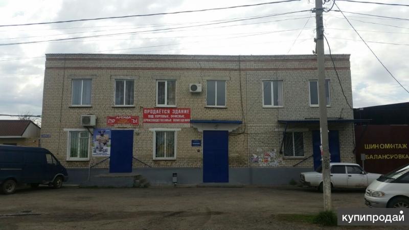 Продам торгово-офисное здание в с. Кочубеевское