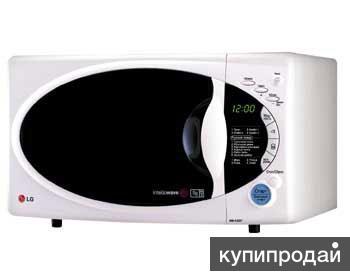 Микроволновая печь lg ms-2652t