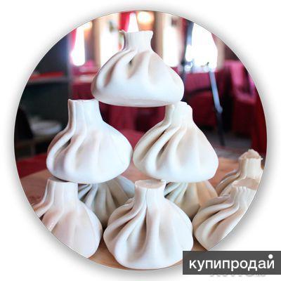 Хинкали грузинские. Для кафе и ресторанов