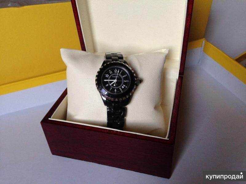 CHANEL - Часы - J12 WHITE