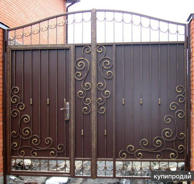 Ворота калитки в беларисии и их цены автоматические ворота с автоматикой цена