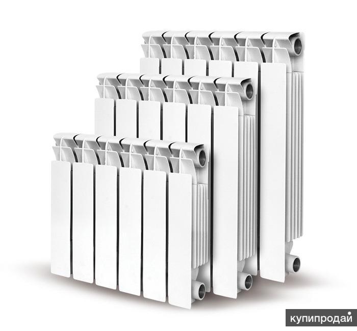 Замена радиаторов и стояков отопления