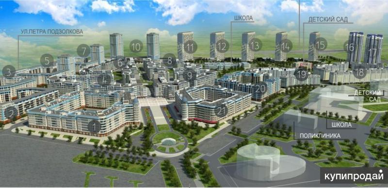 На момент закладки микрорайона риелторы называли «преображенский» будущим сосредоточением комфортабельного жилья.