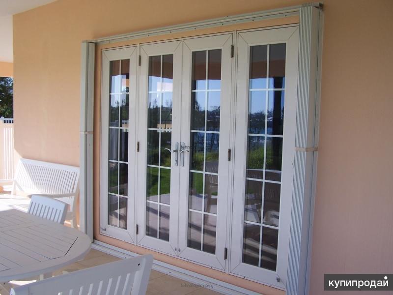 Алюминиевые окна, двери, витражи входные группы
