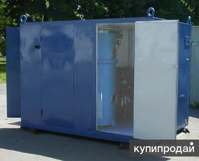 Дегазационная установка ELMO-УВМ-6/12, ELMO-УВМ-3/6, установка осушки воздуха ОВ