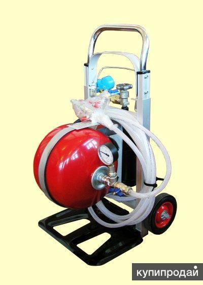 Устройства доливки вводов дегазированным маслом ПДВ-8 У1, ПДВ-12 У1, ПДВ-19 У1