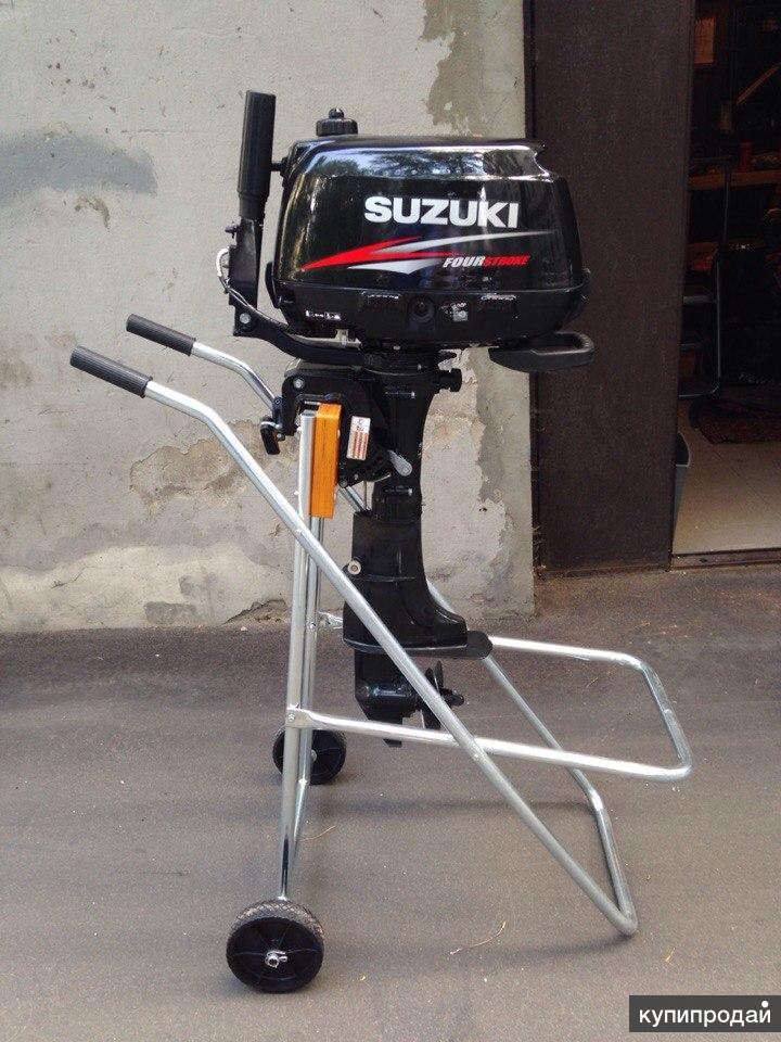 купить мотор лодочный suzuki df5s цена