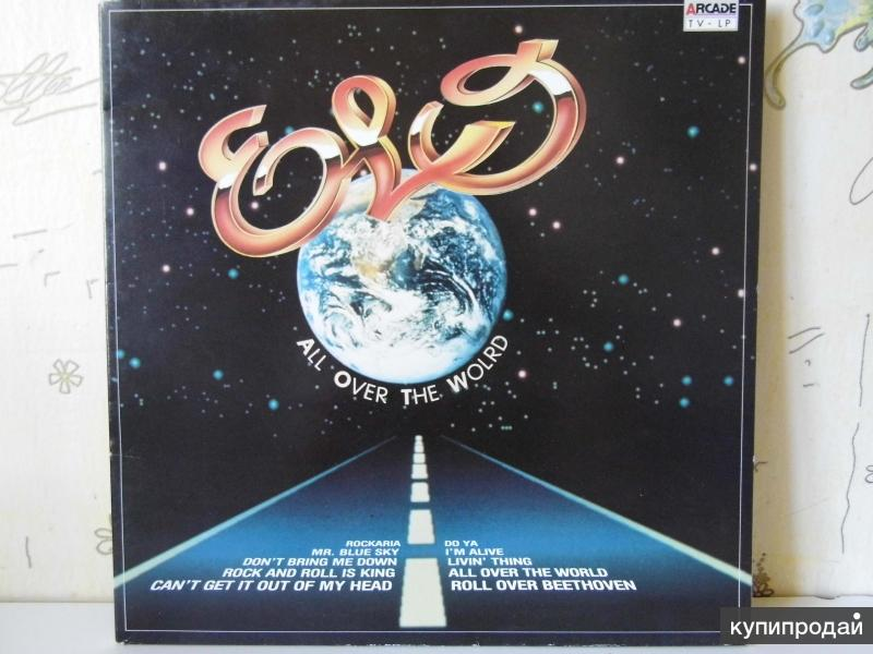 Electric Light Orchestra / ELO / 1987 Электрик Лайт Оркестра