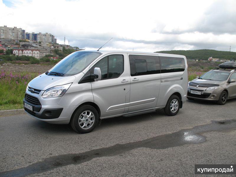 Пассажирские перевозки в Мурманске, по области и в Скандинавию