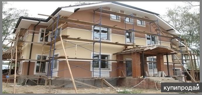 Строительство дома, ремонт