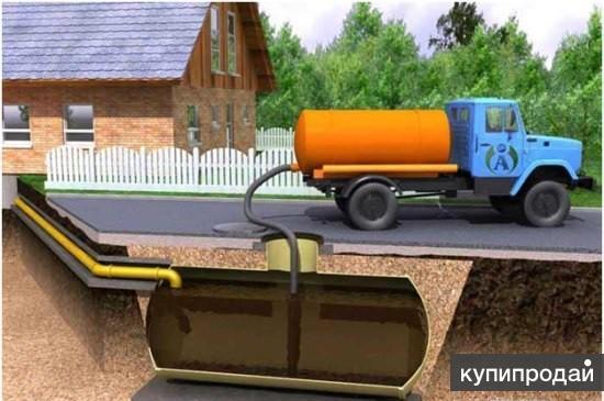 АССЕНИЗАТОР в Уфе, откачка канализаций,очистка жироуловителей,утилизация отходов