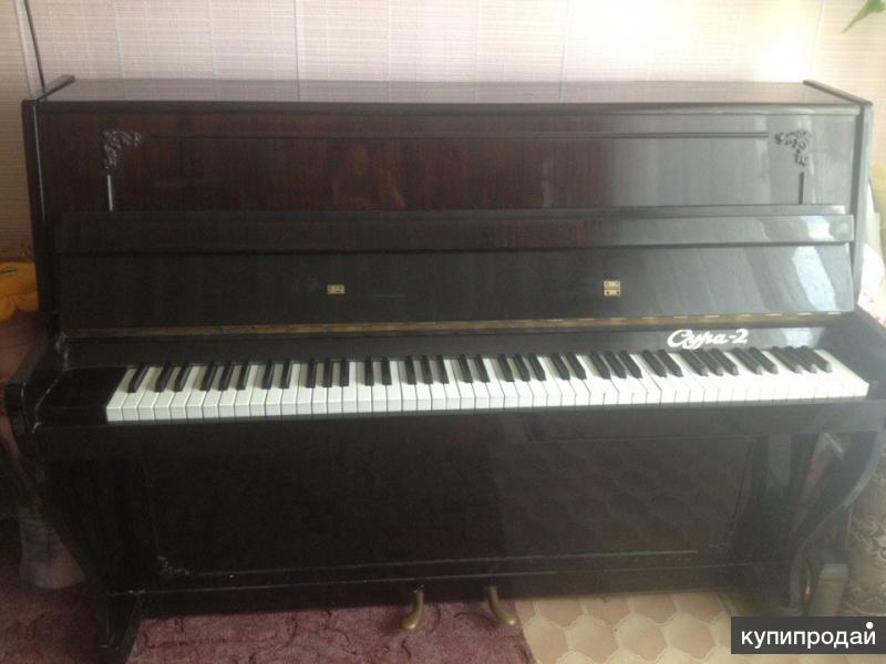 Отдам пианино даром