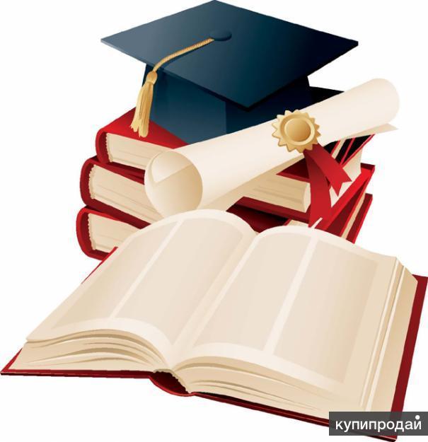 Дипломные и курсовые работы