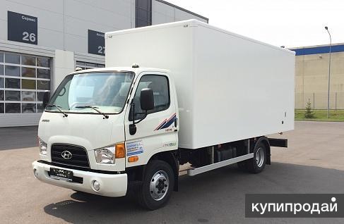 Hyundai HD-78 фургон сэндвич 50мм, гарантия 3 года или 300 000 км