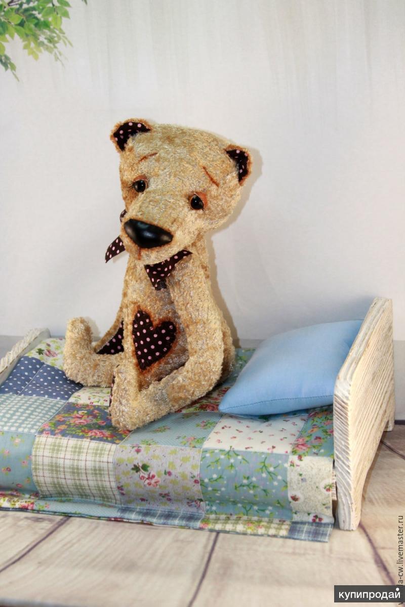 Кукольная кроватка (ручная работа)