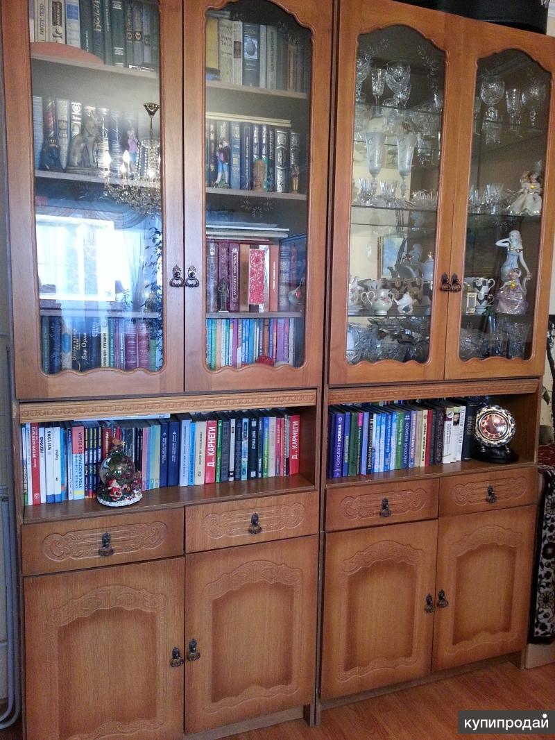 Шкаф книжный и посудный москва.