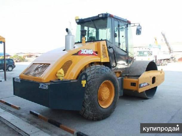 Дорожный каток XCMG XS122