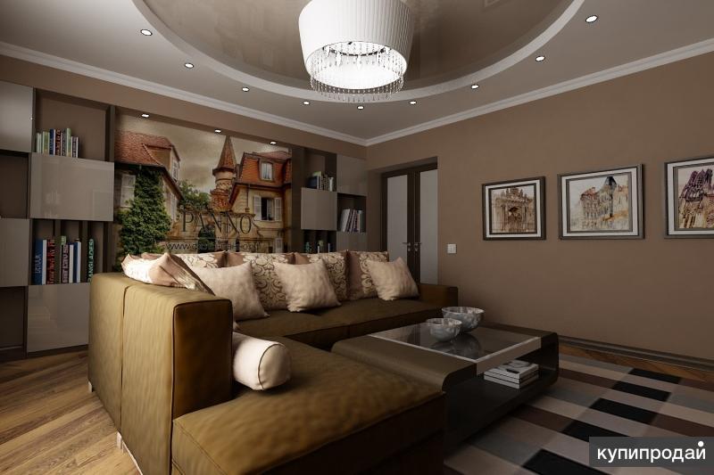 Ремонт квартир и помещений!!!Натяжные потолки в подарок!!!