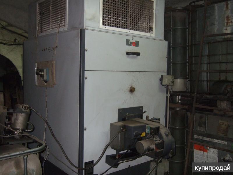 Отопление до 1000 кв.метров на почти бесплатном отработанном масле.