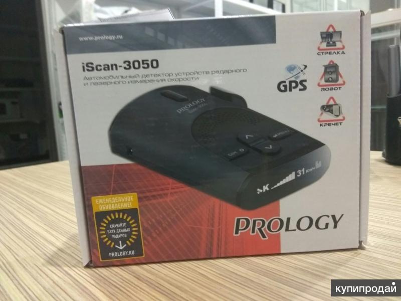 Радар-детектор Prology iScan-3050