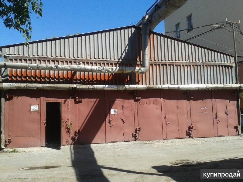Отапливаемое производственно-складское помещение 141 кв.