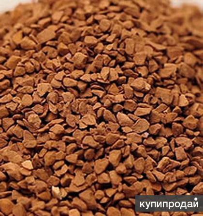Кофе растворимый сублимированный в мешках
