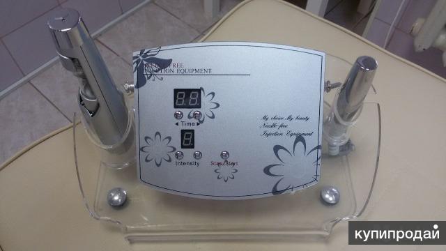 Аппарат для б/и мезотерапии.