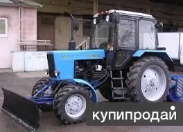 Машина коммунальная МК-82