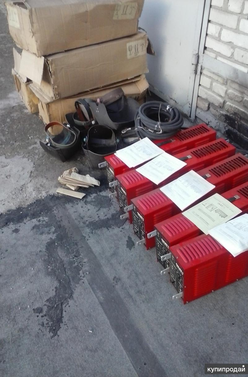 аккумуляторный сварочный аппарат  12-24 вольт