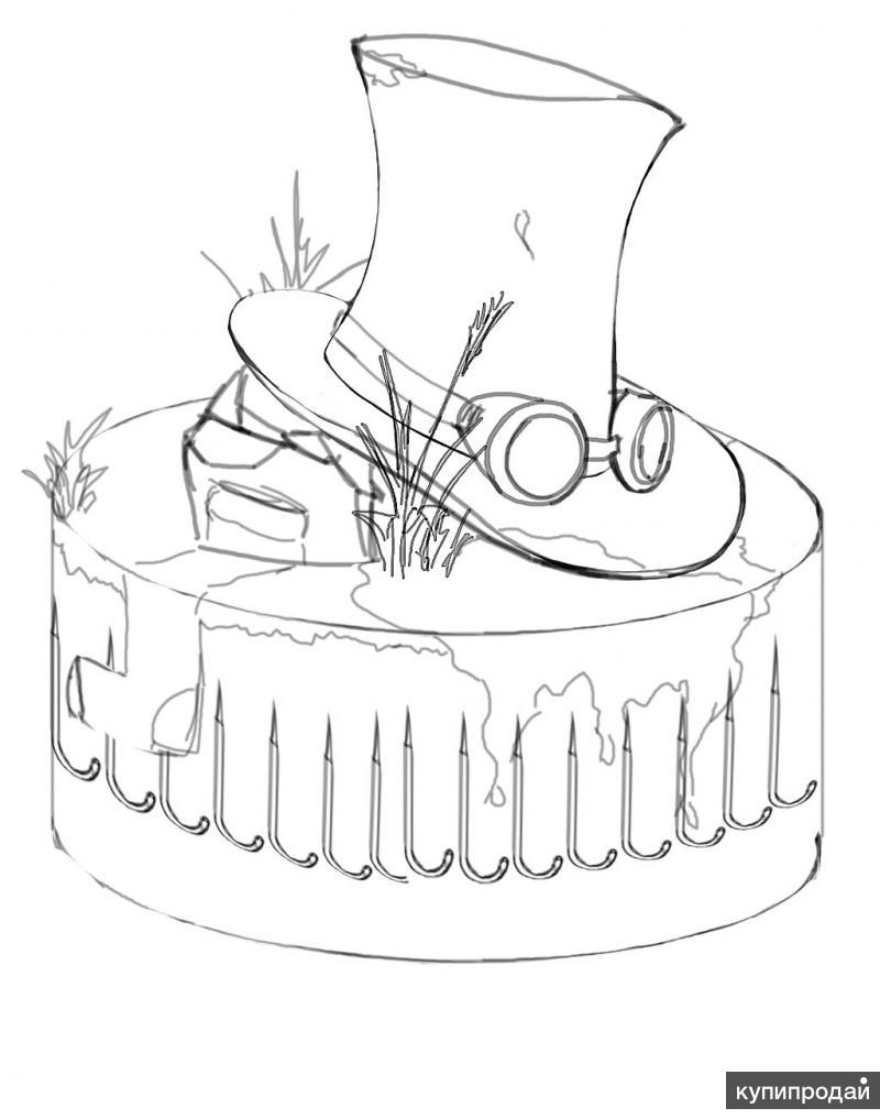 нужно изготовить торт