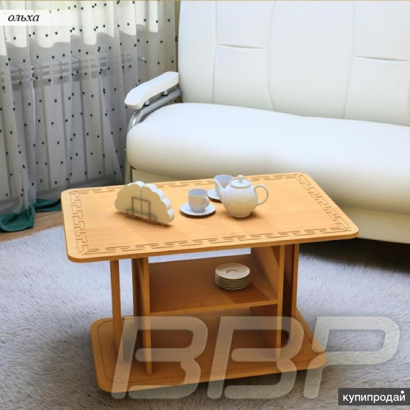 Журнальный столик Яхонт 2 Ольха