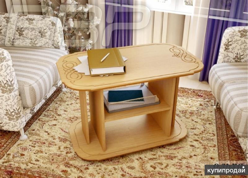 Журнальный столик Яхонт 1 Ольха