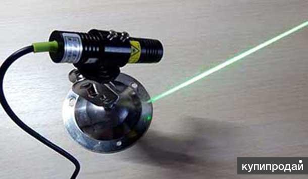 Лазерный указатель пропила G50, зеленый луч.