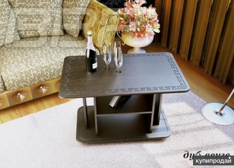 Журнальный столик Яхонт 2 Венге