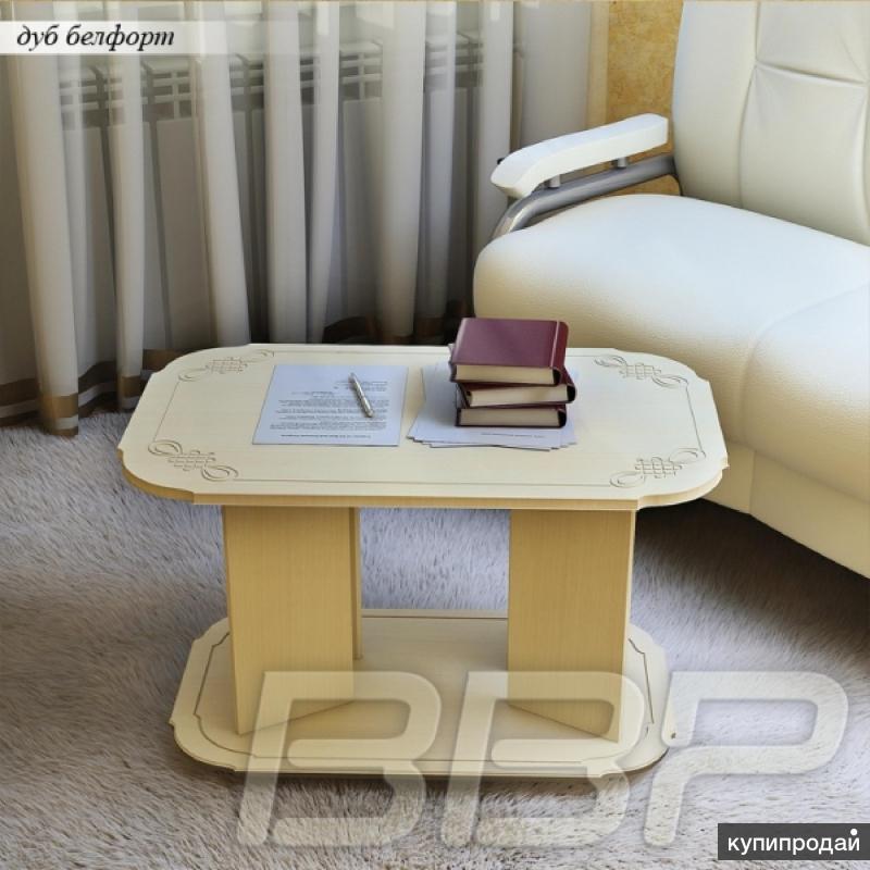 Журнальный столик Яхонт 3 Дуб