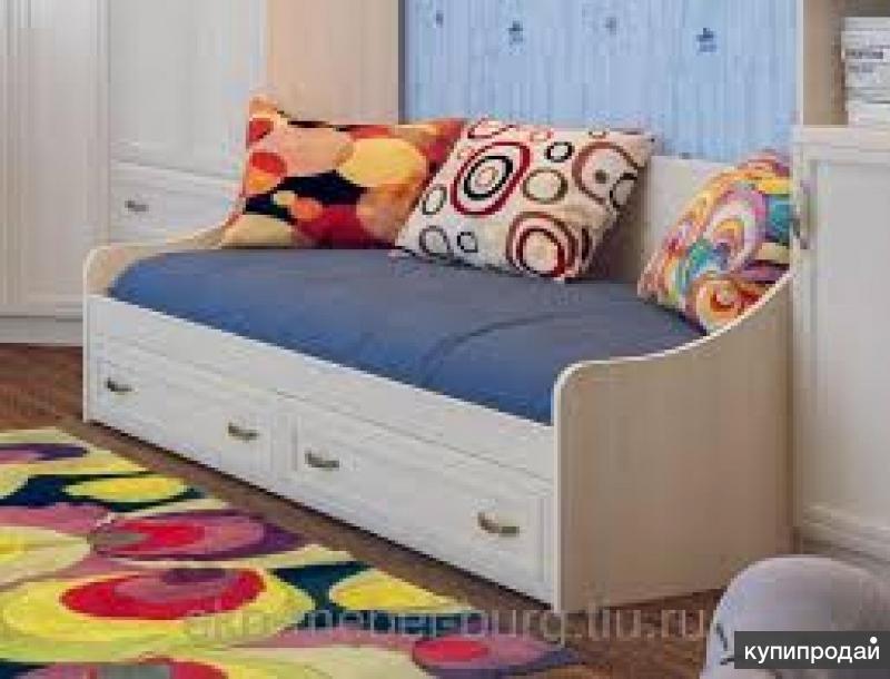 Кровать Вега ДМ-09 Сосна Карелия