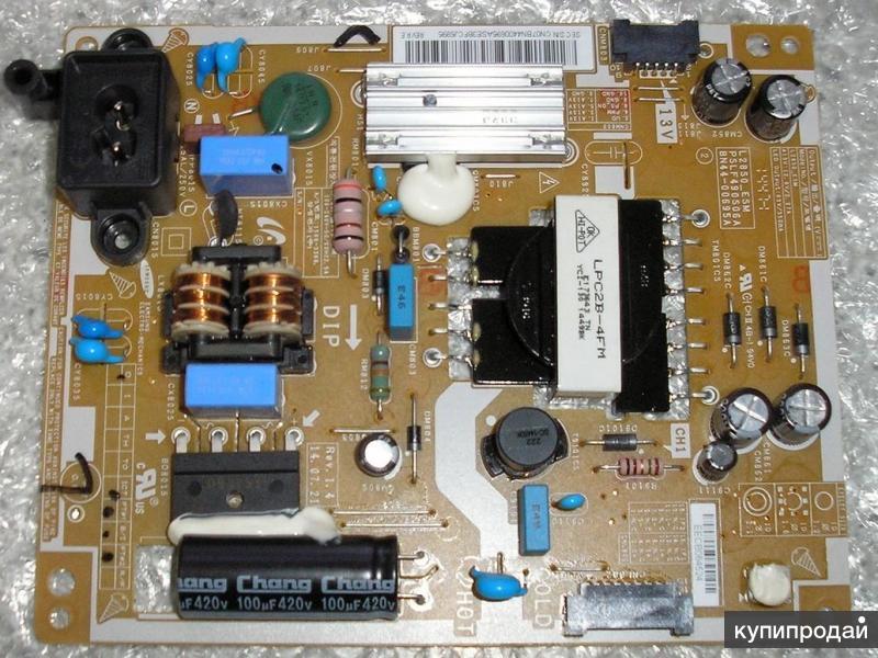 Power supply(PSU):BN44-00695A PSLF490S06A