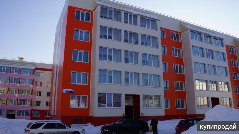 Продам новую 3-к квартиру на Северо-Востоке, 72 м2, 5/5 эт.