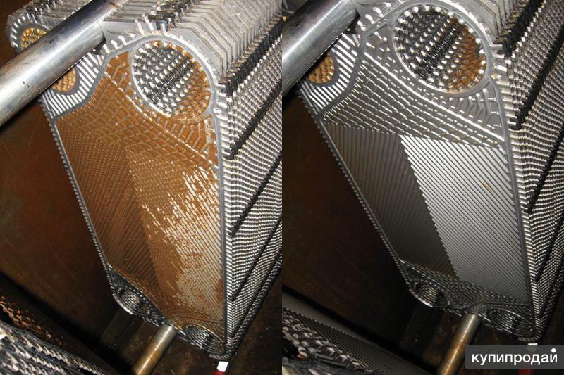 Чистка теплообменника пластинчатого ремонт и восстановление теплообменников