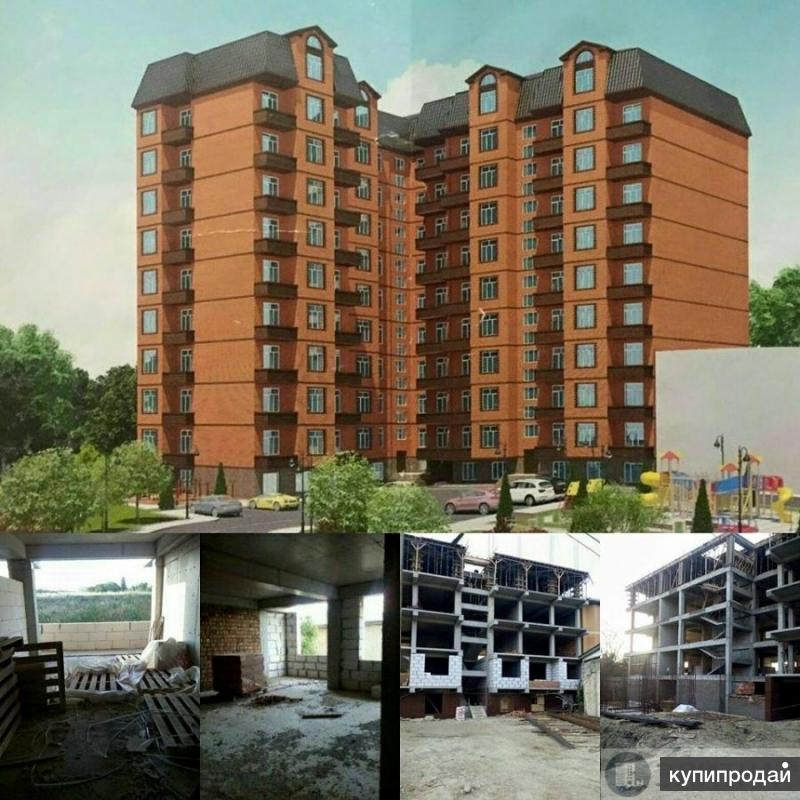 Продается 1 комн кв 46 кв.м на 3 этаже в 12 этаж дома
