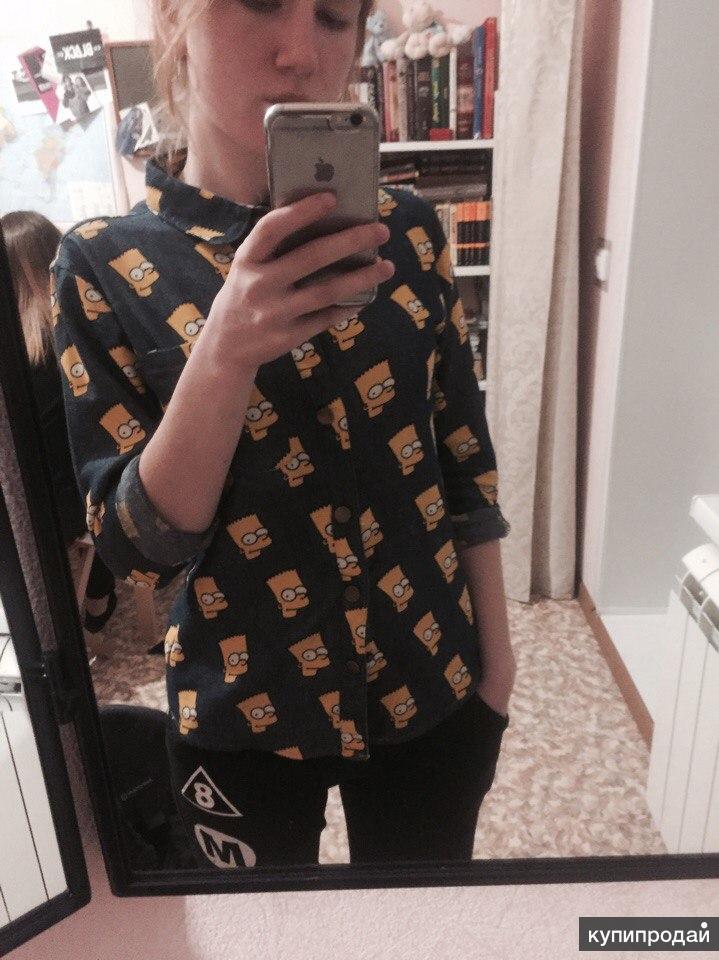 Рубашки на лето