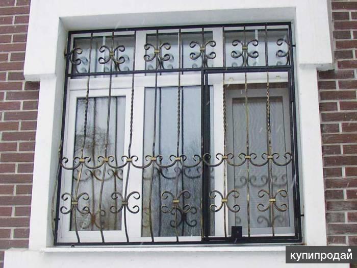 Металлоконструкции(решетки,двери,лестницы)