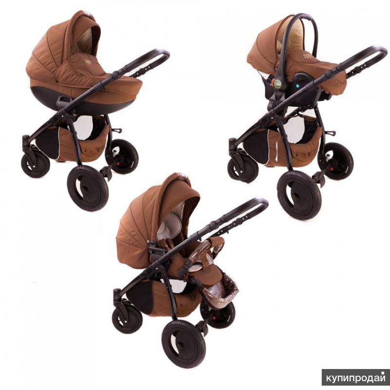 коляска zippy sport 3 в 1