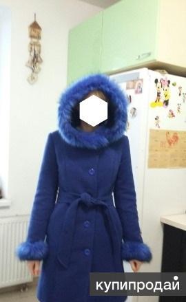 Пальто демисезонное, 48 размер
