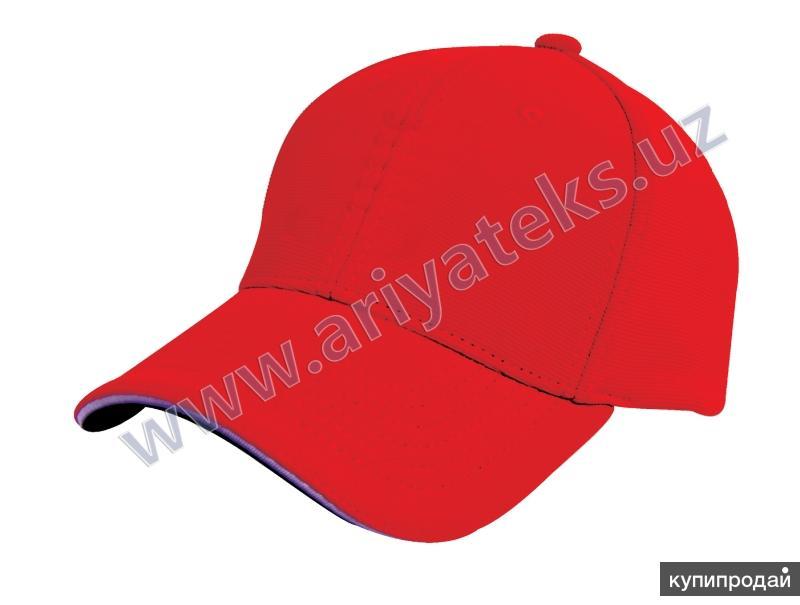 Оптом: головные уборы: бейсболки (кепки)